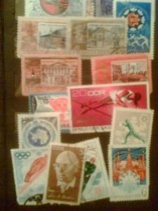 Почтовые марки или филателистика