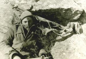 Специальное горное обмундирование СА в Афганистане