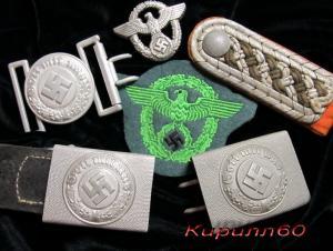 Подборка предметов по Полиции