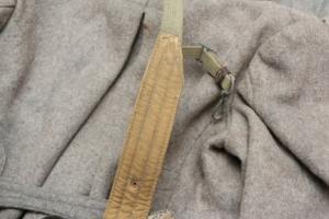 Командирский ранец обр 1936 года, брезентовые лямки