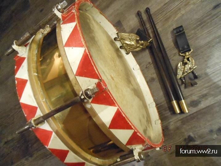 пряга Австро-Венгрия и барабан Авст-Венгр. на ПМВ