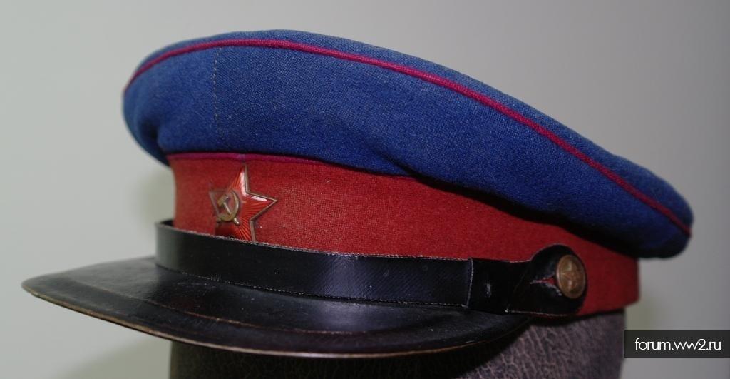 Довоенные фуражки НКВД обр.1935г.