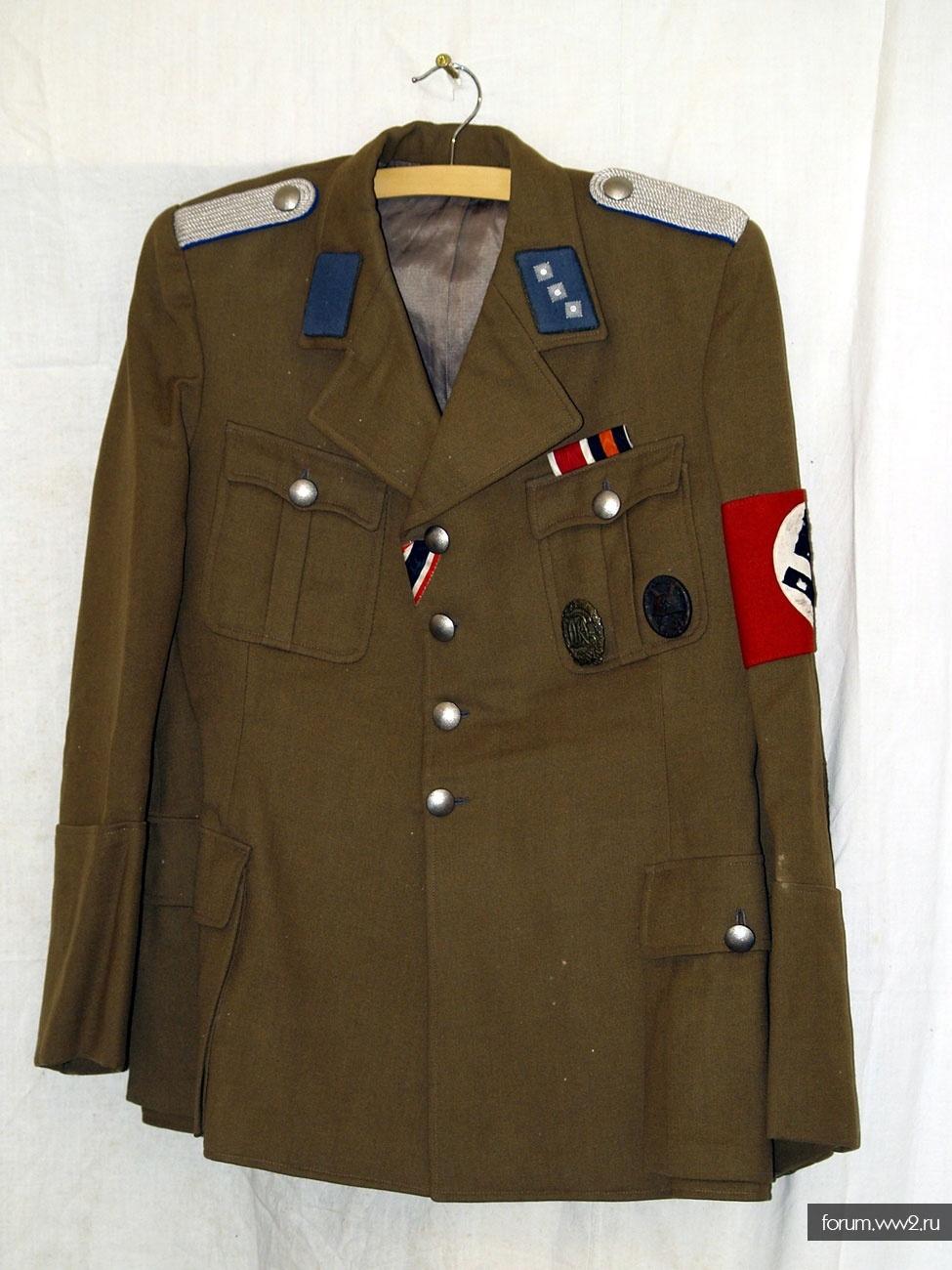 Китель NSDAP Обсуждение
