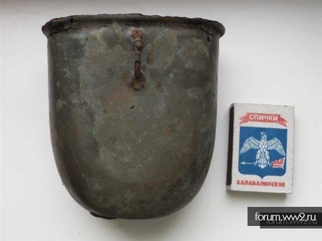 Кружка фляги (Австро-Венгрия)