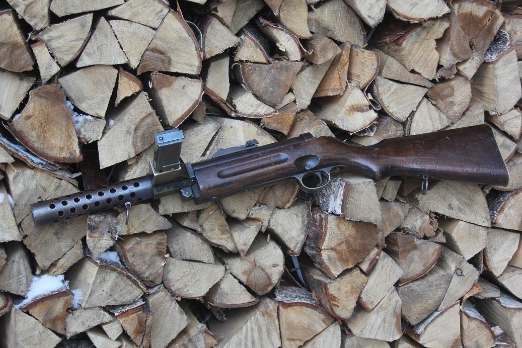 ММГ пистолета- пулемёта MP.28.II Bergman, испанского производства
