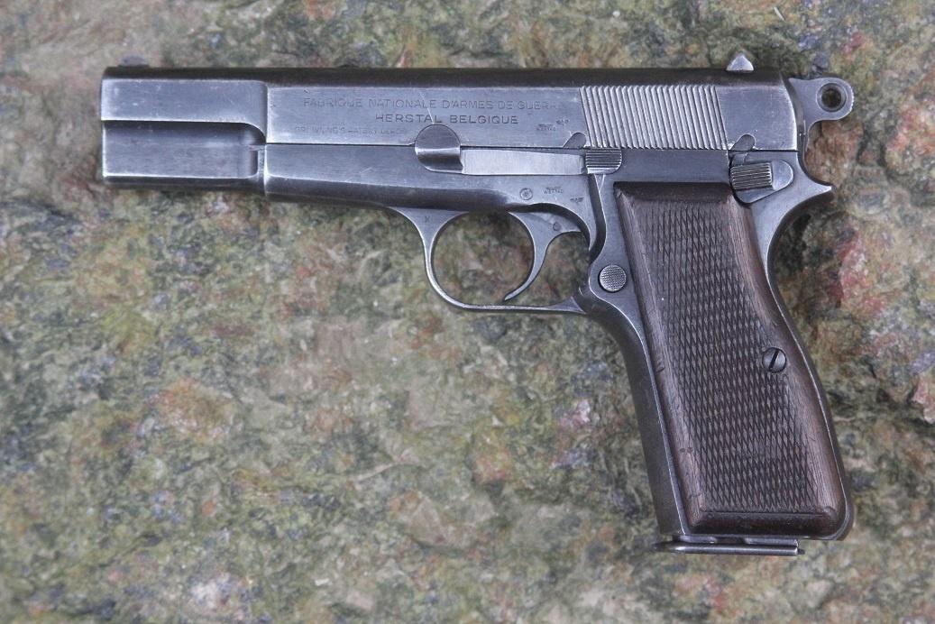 ММГ пистолета (FN) Browning Hi-Power