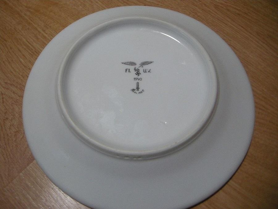 Тарелка Люфтваффе