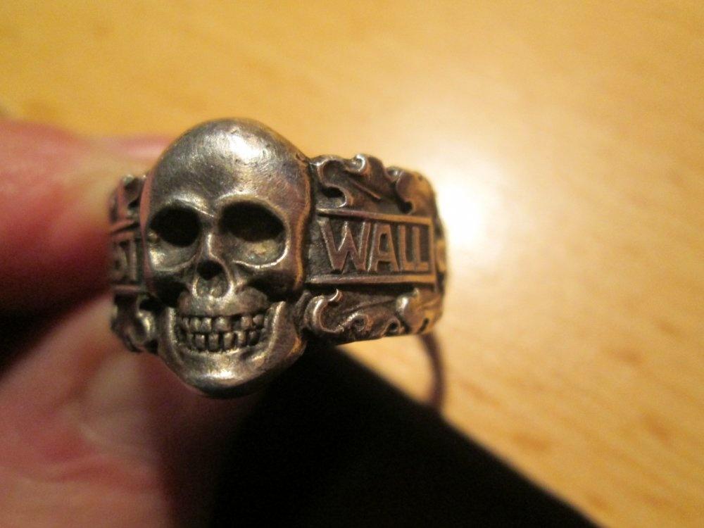 """череп """"west wall"""" на обсуждение"""