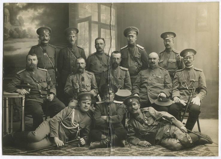 Фото офицеров РИА