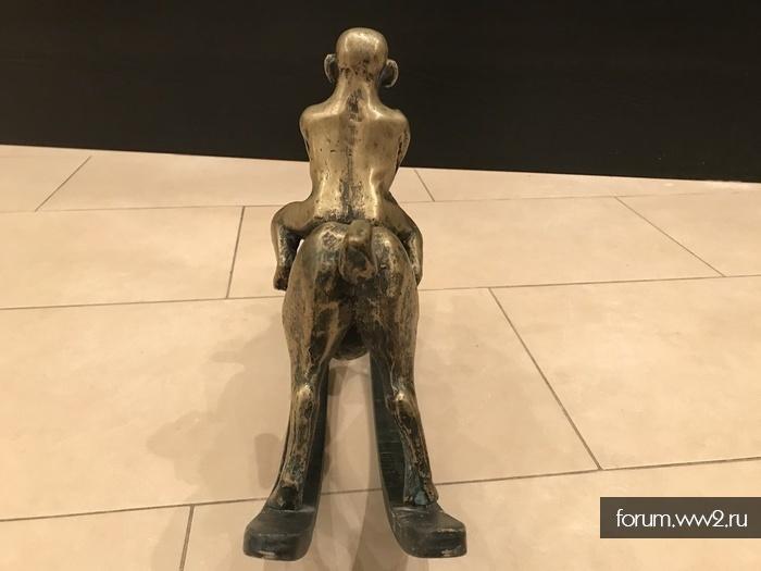 Определение происхождения бронзовой скульптуры и оценка