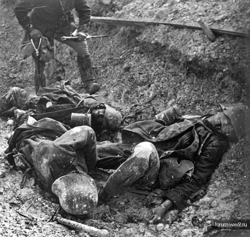 Фотографии первой мировой войны из военных архивов