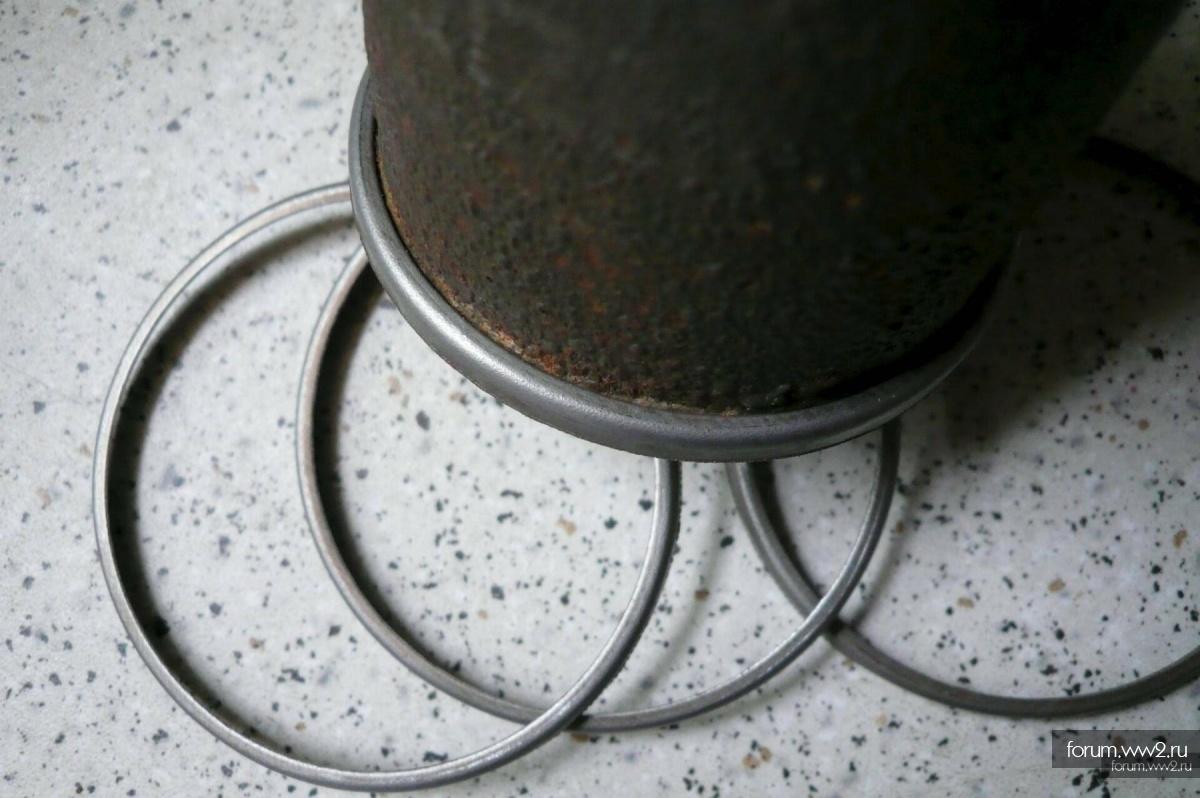 Кольцо для ремонта вальца м-24.