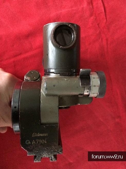 Прицел MGZ-34 для пулемета MG-34(MG-42)