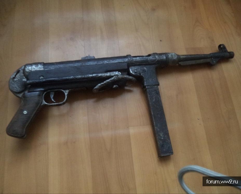 Мп-40 на оригинальность