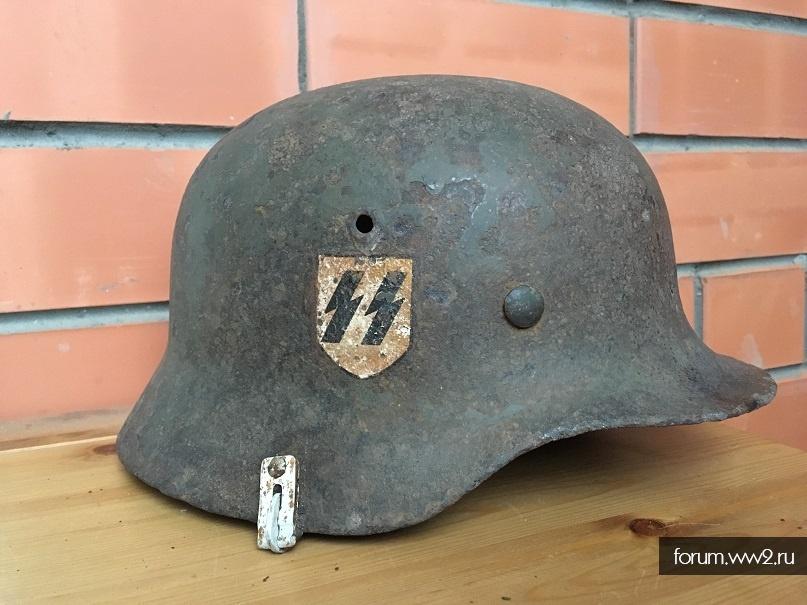 М-40 СС с остатками чехла