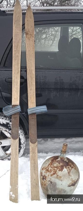 Лыжи. определение