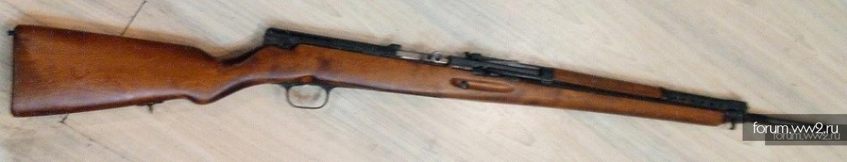 """ММГ АВС-36 1937г. """"эксснайпер"""""""