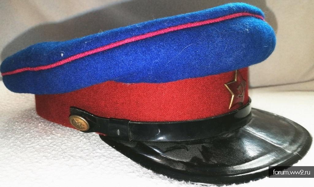 Фуражка НКВД
