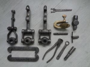 инструмент с рембазы Demag Shtug