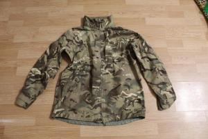 Облегченные мембранные куртки армии Великобритании Jacket Lightweight Waterproof MVP MTP