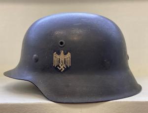 Стальной шлем М-42 в коллекцию
