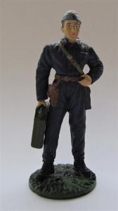 оловянный солдатик сержант автобронетанковых войск