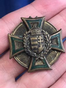 Венгерский крест