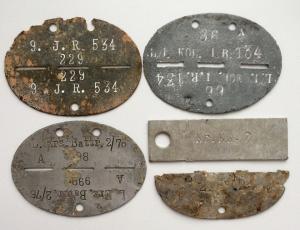 Набор подуставших жетонов, Сталинград