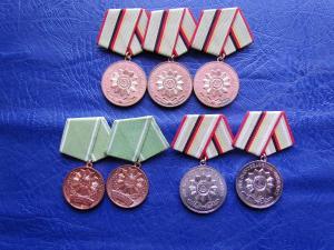 медали гдр полиция
