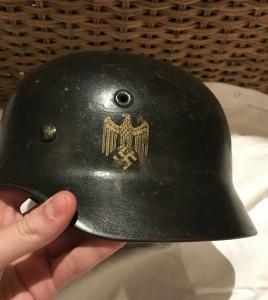 Шлем м 40 Оригинальность