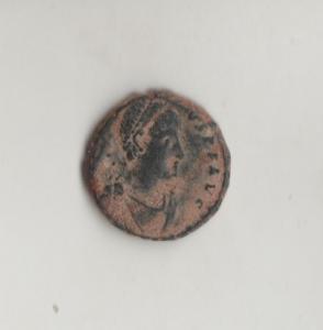 Аукцион № 20 Монета. Римская Империя. Поздний Рим.