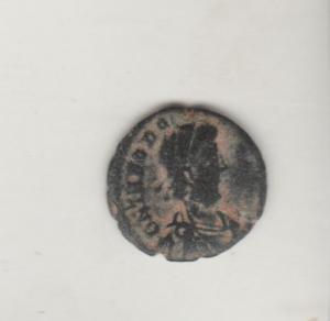 Римская Империя. Поздний Рим. Монета номер 134