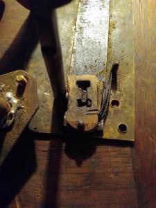 Восстановление передка 105мм AF.4  в домашних условиях.