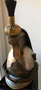 Шлем кирасира образца 1825 г. Франция