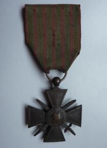 Крест Первая мировая война. Франция