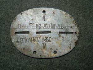 противо танкист СС Демянский котёл