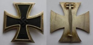 Железный крест 1 класса 1939 Klein & Quenzer 65