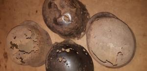 Четыре шлема с 1руб без мпц