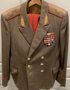 Китель с брюками повседневный генерал-майора