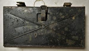 Велосипедный гранатный ящик.