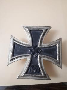 Железные кресты.