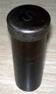 Тубус для пламегасителя MG 34