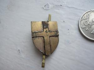 Знак дивизионный №2 61 пехотная или Grenzschutz Ost