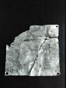 табличка с опеля