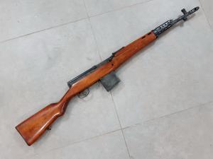 Самозарядный Карабин Токарева СКТ-40. СХП