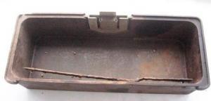 Крышка вермахтового телефона FF33