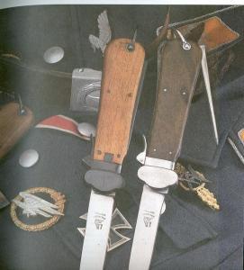 Ножи спецподразделений