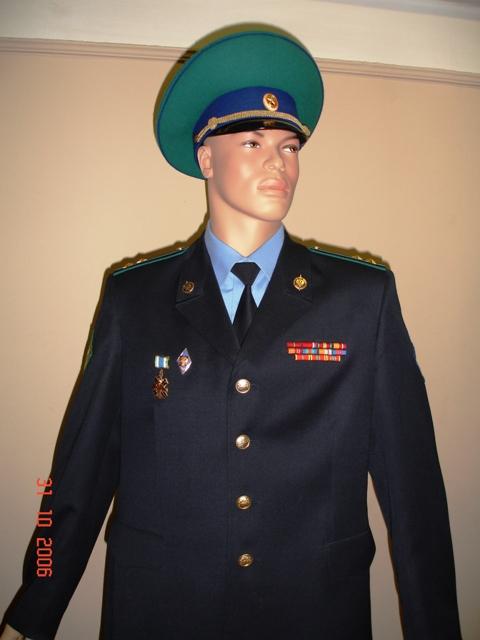 парадная форма пограничников россии фото белоголовые
