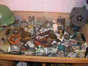 Мой поисковый музей. НОВОЕ Р-08 и Смит 41, СТГ44 и С-96, МП 38