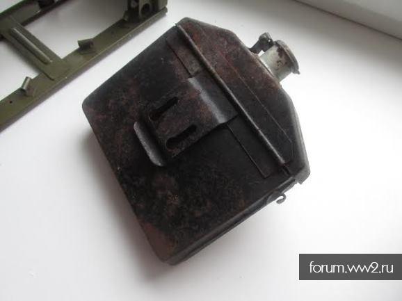 """Коробка для АКБ комплектов """"Луч-1"""", """"Заря-II"""""""